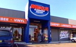 The Mega Flooring Depot