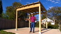 Horwitz – How to Build a Pergola